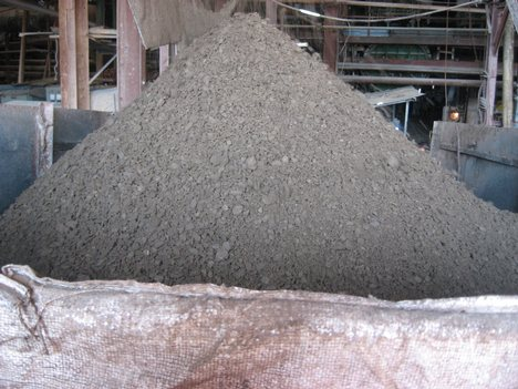sugar filter press mud