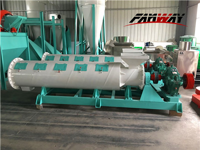 New Type Organic Fertilizer Granulator|Features&Treatment